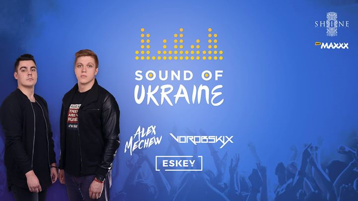 Sound of Ukraine // Friday 01.12 // FB list till 23:00 - FREE!