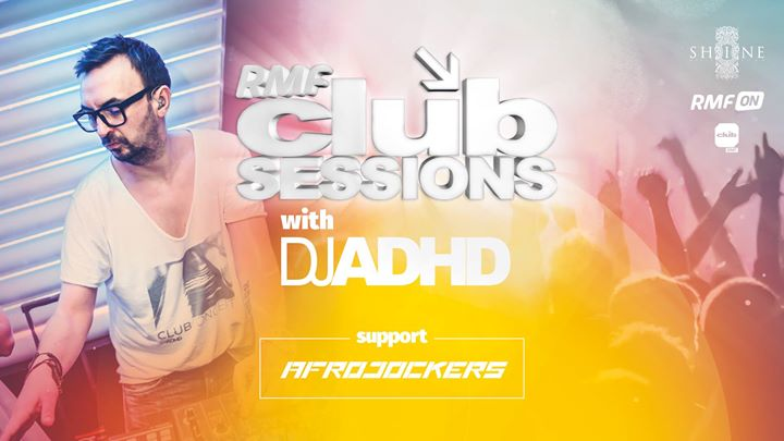 RMF Club Sessions // 03.02 // Lista FB do 23:00 FREE!